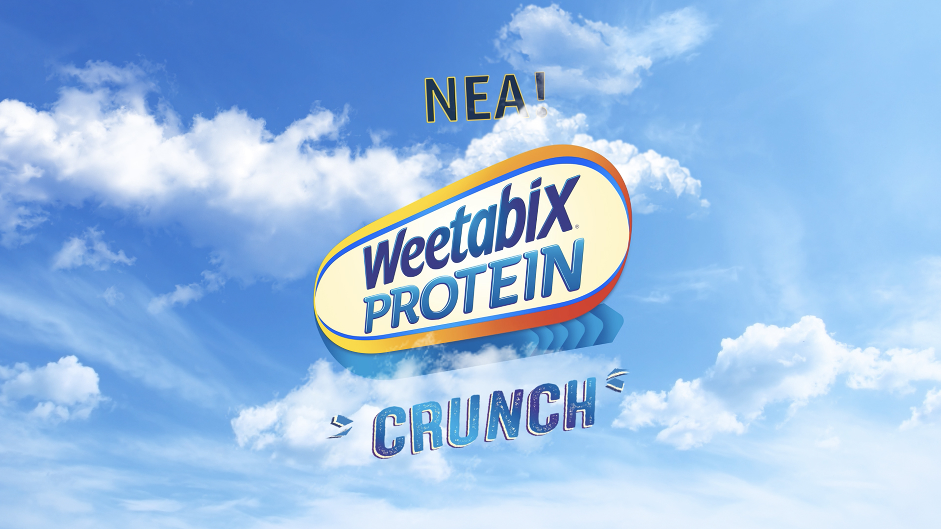 WEETABIX CRUNCH AD