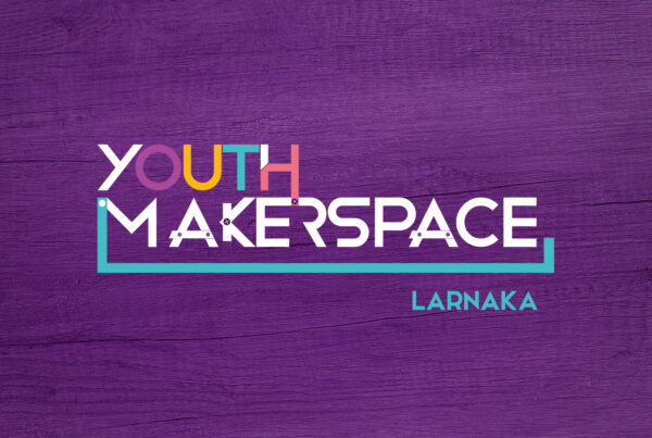 YOUTH MAKE SPACE BRAND IDENTITY
