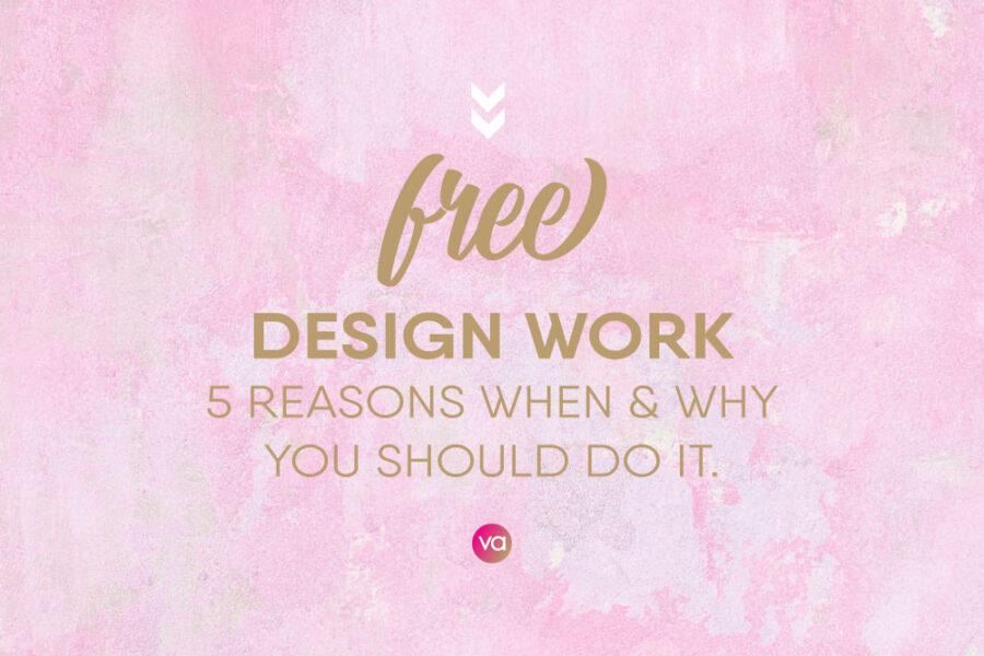 FREE DESIGN WORK